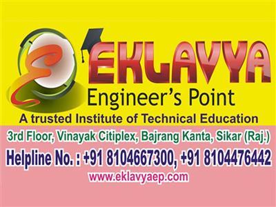 EKLAVYA Engineer