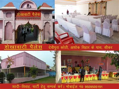 Shekhawati Palace