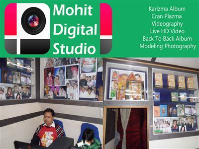 Mohit Digital Studio