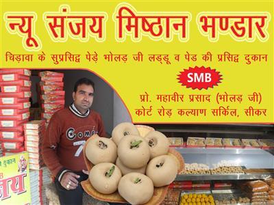New Sanjay Misthan Bhandar ( Bholad )